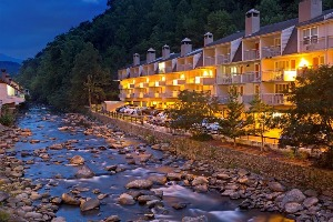 Gatlinburg Days Inn on the River