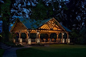 Park Vista Gazebo Area